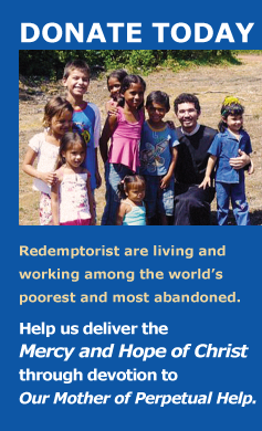 Help Redemptorists deliver Christ's Hope